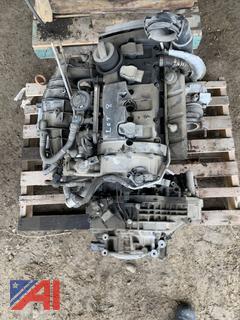 Volkswagon 2.0L Turbo Engine/Transmission
