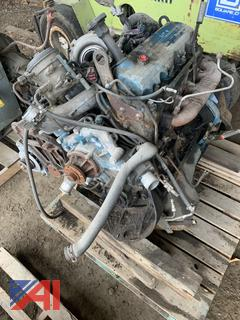 International 6.0L Diesel Engine