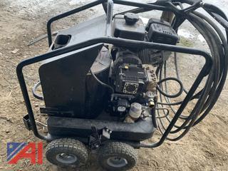 Mi-T-M 2400 PSI Hot Water Pressure Washer