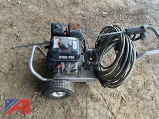 Mi-T-M 2700 PSI Water Pressure Washer