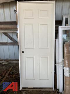 Right Hand Interior Door
