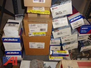 (#1752) Miscellaneous Stock GM Parts, New/Old Stock