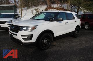 REDUCED BP 2018 Ford Explorer MPV