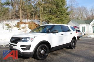 REDUCED BP 2018 Ford Explorer MPV
