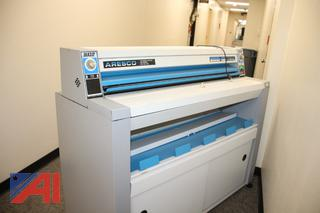 Diazit Omni-Trac 120 Blueprint Machine