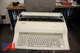 Adler-Royal Typewriter AW800