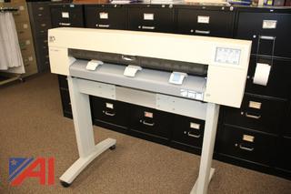 Hewlett Packard Designjet 450c Plotter
