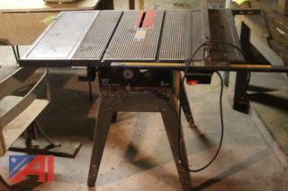Saw Table, Wood Working Table and More