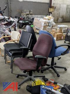 Various Office Chairs