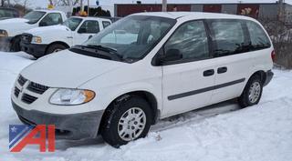 2007 Dodge SE Caravan