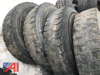 12R24.5 Tires