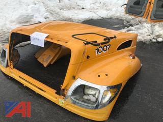 International Series 7600 Hood