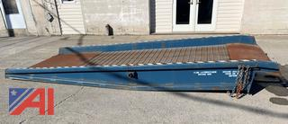 "Bluff 16,000lb Capacity 15' x 70"" Mini Steel Ramp"