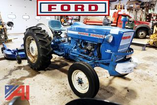 1973 Ford 3000 Utility Tractor
