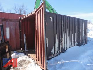 20' Cargo Container