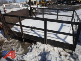10' Stake Rack with Lift Gate