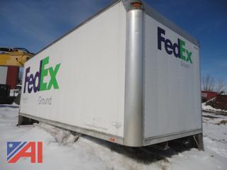 Supreme 20' Truck Cargo Body