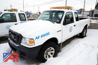 2006 Ford Ranger Pickup Truck with Plow/AF-2600