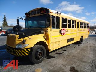 2008 International CE Wheelchair School Bus