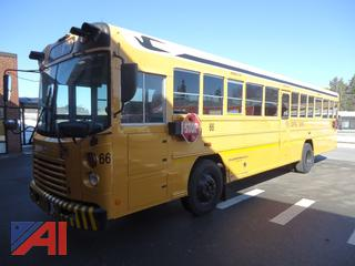2010 Blue Bird All American D3FE School Bus