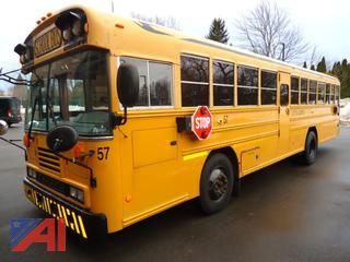 2009 Blue Bird All American, A3FE School Bus
