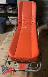 Orange Ferno Manual Stretcher