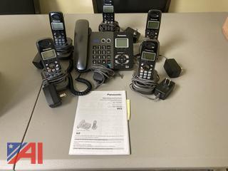 Panasonic KX-TG9391 2-line Base w/ Handsets 2-Line