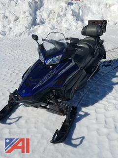 2007 Yamaha RS Venture 2-Up Snowmobile