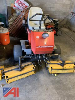 Jacobsen Greens King IV Traction Unit