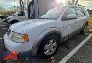 (#10) 2007 Ford Freestyle SEL SUV