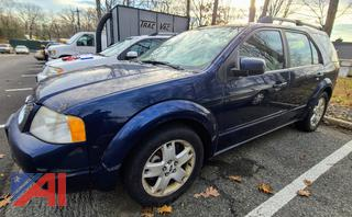 (#11) 2006 Ford Freestyle Limited SUV