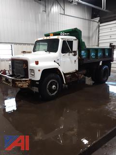 1989 International 1954 Dump Truck