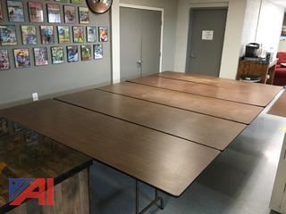 8' Folding Tables