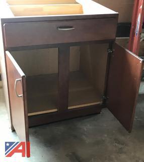 Various Kraftmaid Cabinets