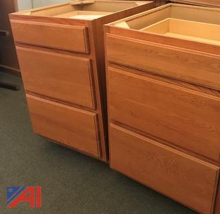 Various Cabinetry