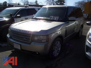 2010 Land Range Rover HSE SUV
