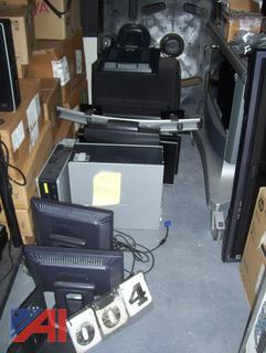Computers and Monitors