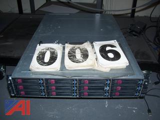 HP Server Blades