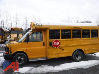 2006 Chevy/Corbeil G3500 Mini School Bus