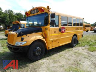 2011 International CE Mini School Bus