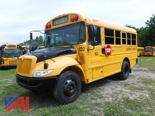 2013 International CE Mini School Bus