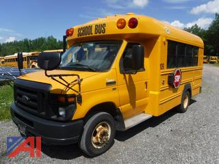 2012 Ford Mini School Bus