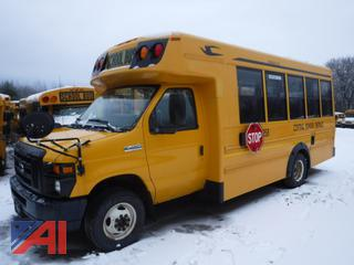 2011 Ford/Girardin E450 Mini School Bus