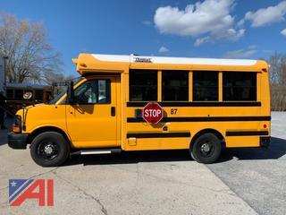 2010 Chevy G3500 Express Mini School Bus
