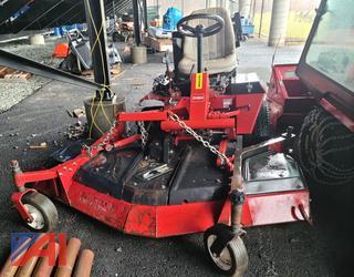 (#6) Toro Grounds Master 328D Mower
