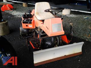 (#7) SmithCo Super Rake 3WD Bunker Rake
