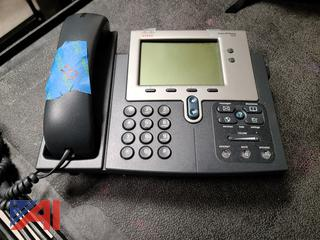 (#13) Cisco IP Phones Model CP-7942G