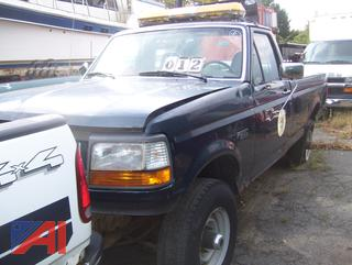 1997 Ford F250 XL HD Pickup Truck