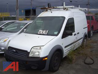 2012 Ford Transit Connect XL Van