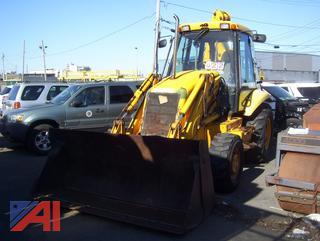 1997 JCB 214 Series III Loader Backhoe